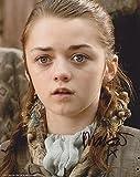 MAISIE WILLIAMS as Arya Stark - Game Of Thrones GENUINE AUTOGRAPH - Game Of Thrones Autographs - amazon.co.uk