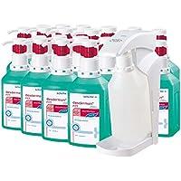SchülkeSet 20 x 500 ml Desderman® pure hyclick Händedesinfektionsmittel + 1x hyclick®-Spender preisvergleich bei billige-tabletten.eu