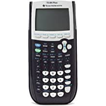 Texas Instruments TI 84 Plus Calculatrice graphique