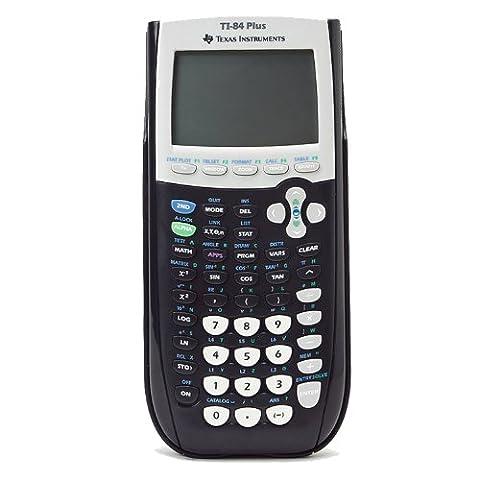Texas Instruments TI 84 Plus Calculatrice