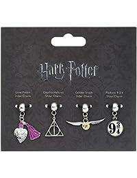 Harry Potter colgante Slider Charm juego de cuatro piezas adorno