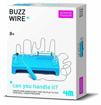 Science Museum Buzz Wire Kit by Great Gizmos