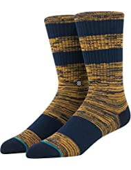 Stance Mission Socks Navy