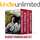 Regency Romance: Tales of a Duke 4 Book Box Set (Regency Romance)