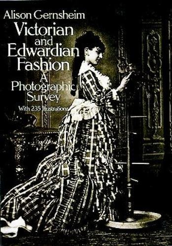 Victorian and Edwardian Fashion: A Photographic Survey (Dover Fashion and - Herren Monsters Inc Kostüm