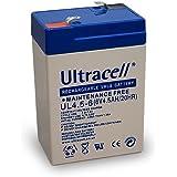 Batterie 6V 4.5ah ULTRACELL ANATEC SECOURS Faible Décharge 4AH