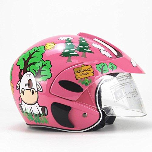 Duhe189014 Casco de Motocicleta para niños