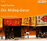 Die Midaq-Gasse, 6 Audio-CDs - Nagib Machfus