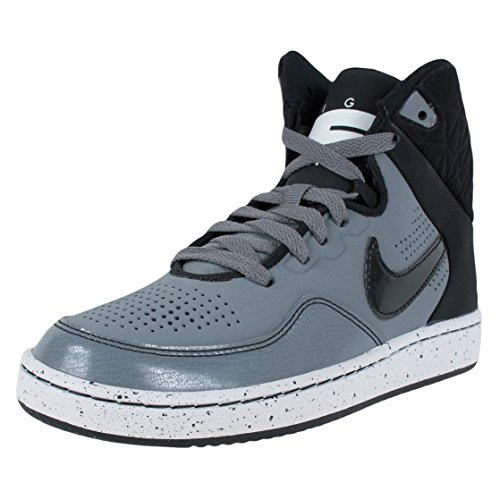 Nike - Nike First Flight GS Scarpe Sportive Donna Grigie Pelle 725132 Grigio