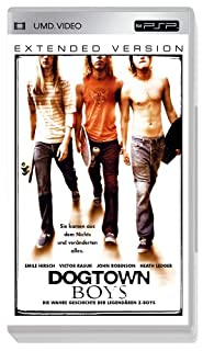 Dogtown Boys (Extended Version) [UMD Universal Media Disc]
