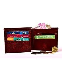 [Sponsored]Wildrexx Brown Men's Wallet