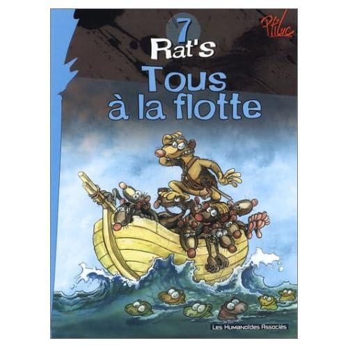 Rat's, Tome 7 : Tous à la flotte