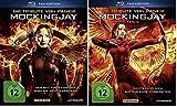 Die Tribute von Panem Mockingjay Teil 1+2 Fan Edition 3.1+3.2 [Blu-ray Set]