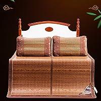 Coole Bambusmatte Bambusmatten Cool Bambus Matte Sommersaison schlafmatte Faltbare Hilf Schlaf Sommer Blätter Kühlung1,2 m / 1,5 m / 1,8m / 2.0m ( 4 ft / 5 ft / 6 ft / 6.6 ft ) Bett ( größe : 2.0m(6.6feet)bed ) preisvergleich bei kinderzimmerdekopreise.eu