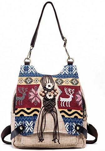 MXD Borsa di Tela Tela Tela Femminile Suya letterario Fan Leisure Travel Shoulder Bag Wild B07MB9LH7S Parent | Design moderno  | Del Nuovo Di Stile  | Prezzo economico  e6c17c