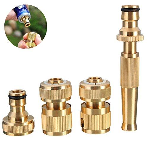 yongse-4pcs-laiton-tuyau-darrosage-connecteur-dirrigation-outils-de-jardin-tap-connecteurs-rapides-b