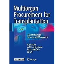 Multiorgan Procurement for Transplantation (English Edition)