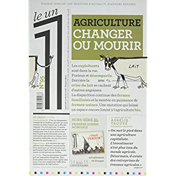 Le 1 - n°95 - Agriculture changer ou mourir