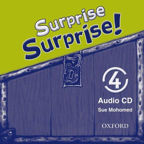 Surprise Surprise!: 4: Class Audio CD