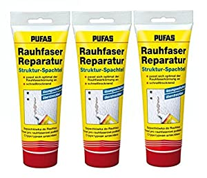 Pufas Woodchip Repair Filler, 330 g from Pufas