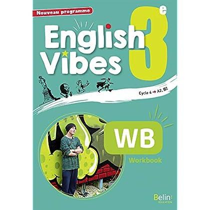 English Vibes 3ème Workbook