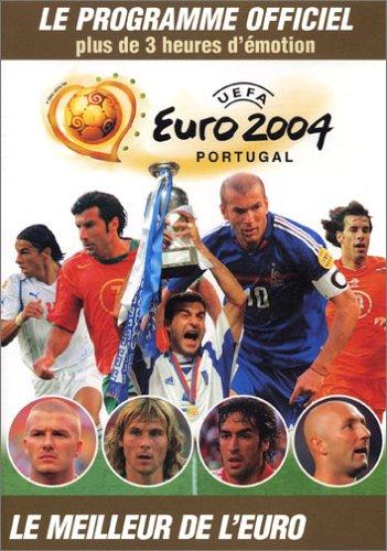 Euro 2004 : Le Programme officiel
