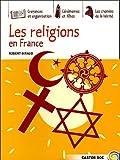 "Afficher ""Les religions en France"""