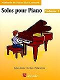 Telecharger Livres Solos pour Piano Book 3 (PDF,EPUB,MOBI) gratuits en Francaise