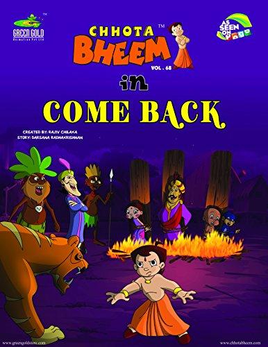 CB In Come Back (Chhota Bheem) (English Edition)