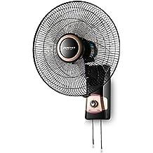 CivilWeaEU Ventilatore a parete manuale / ventola / ventilatore a muro ventilatore a muro / ventilatore a ventaglio / ventilatore domestico / appendiabiti