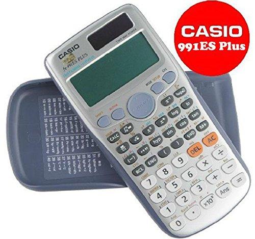 Casio FX-991 ES PLUS mit kostenloser Praxisanleitung von Calcuso