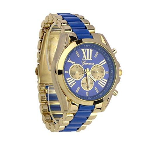 d1dd7bef86a Xinantime Relojes Hombre,Xinan Cuarzo Acero Inoxidable del Reloj ...