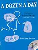 A Dozen A Day Book One Primary Edition (Book And Cd) Pf Book/Cd