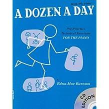A Dozen A Day: Primary Bk. 1 + CD