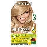 Garnier Nutrisse Creme 9 Light Blonde