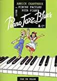 piano jazz blues 2