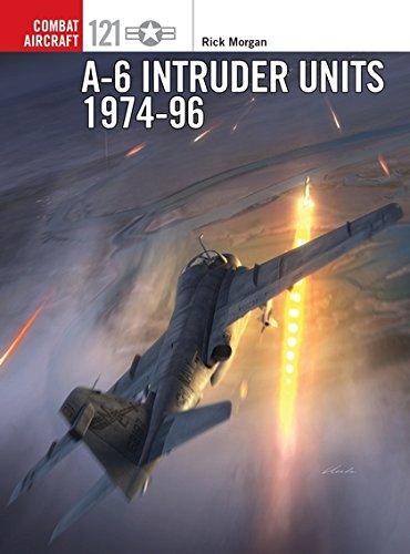 A-6 Intruder Units 1974-96 (Combat Aircraft) por Rick Morgan