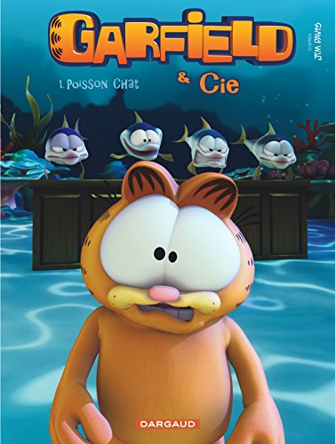 Garfield & Cie - tome 1 - Poisson Chat (1)