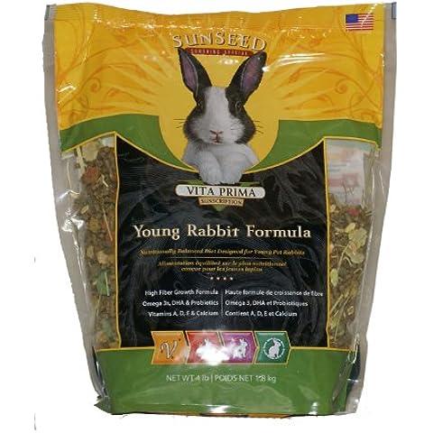 Vita + Plus Young Rabbit Formula 4lb