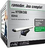 Rameder Pack Barres de Toit Pick-Up pour Hyundai KONA (111286-38087-1-FR)