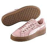 Puma Damen Basket Platform VS Sneaker Pink rosa, 40 EU