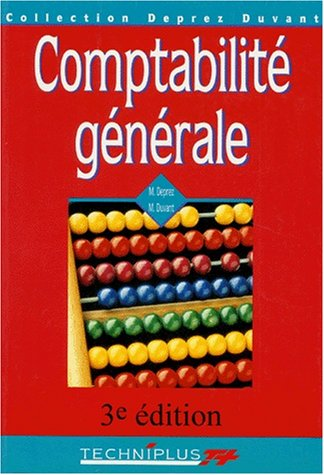 Comptabilité générale : Enseignement supérieur