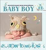 Babyalbum für Jungen: Mein erstes Album. Meine ersten Märchen. Ein süßes Album, um die ersten 3 Jahre des Baby Boys festzuhalten. Mit Platz für Haarlocke und Babyarmband