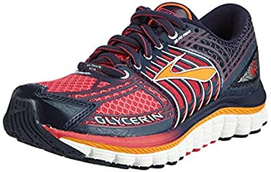 Brooks Glycerin 12, Women's Training Shoes, Black (rot