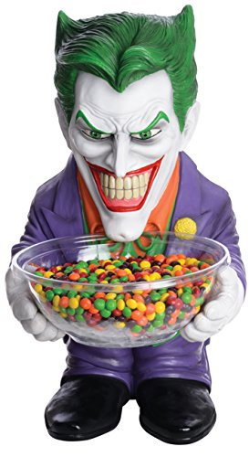 Rubie's 368538 - Joker Candy Bowl (Kostüm Der Kostüm Joker Dark Knight)