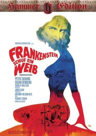 Frankenstein schuf ein Weib (Hammer-Edition)