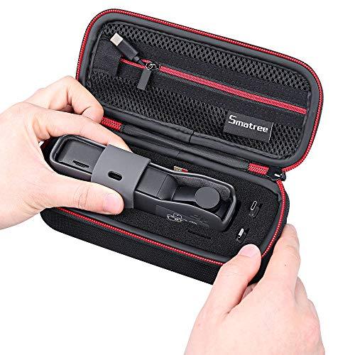 Osmo Pocket nd filtros y Accesorios Smatree Mini Funda para dji Osmo Pocket C/ámara