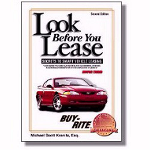 Look Before You Lease Secrets To Smart Vehicle Leasing