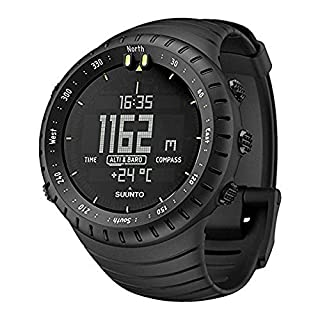 Suunto Unisex Adults Core Watch, All Black, One Size (B001DCEKXM) | Amazon price tracker / tracking, Amazon price history charts, Amazon price watches, Amazon price drop alerts