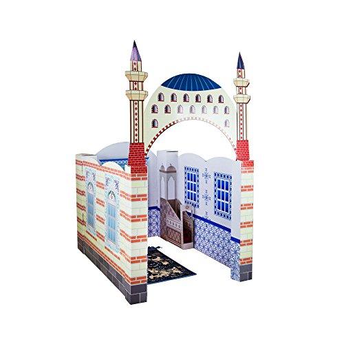 Mymescid Spielhaus ( Islamic Spielzeug Für Kinder ) Große